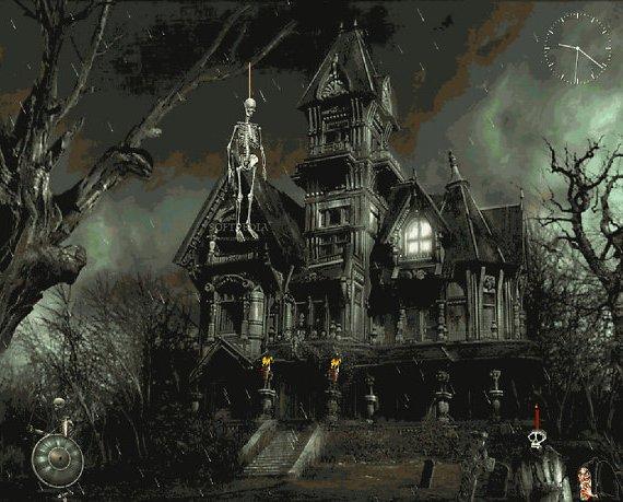 Отели с привидениями