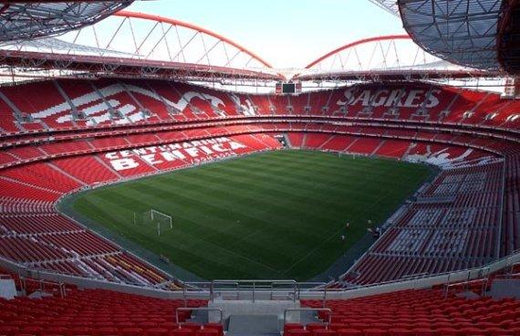 Эштадиу да Луж, стадион в Лиссабоне, Португалия