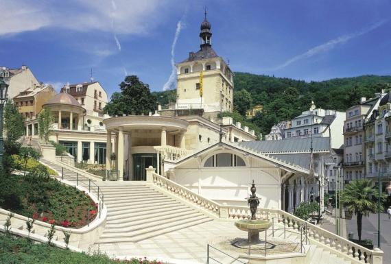 Чешский курорт Карловы Вары