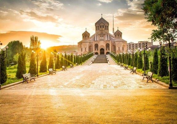 Ереван - розовый город