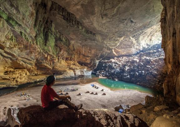 Удивительные пещеры Вьетнама