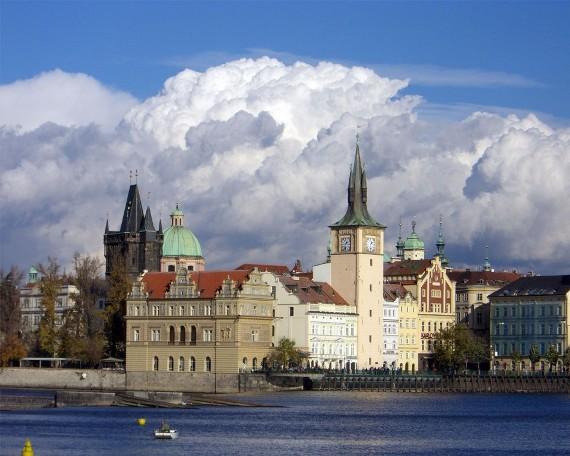 Старая Европа - отличное место для отдыха