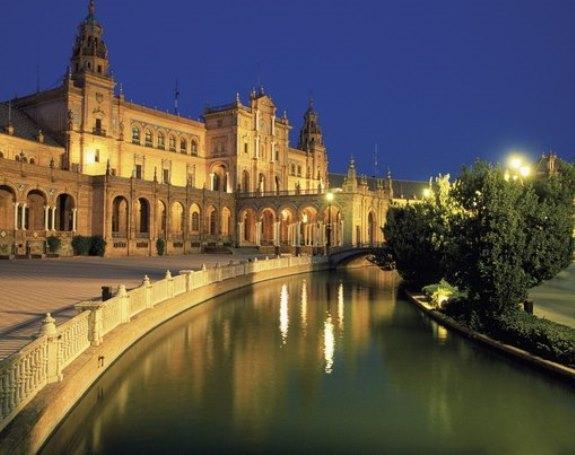 Прогулка по Мадриду - эстетическое удовольствие