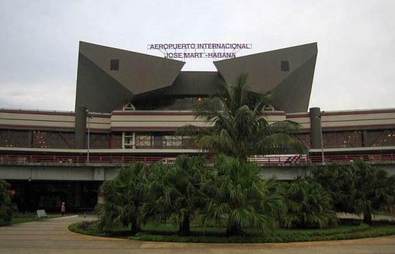 Куба, аэропорт Хосе Марти в Гаване