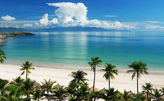 Кубинские пляжи удивительно красивы