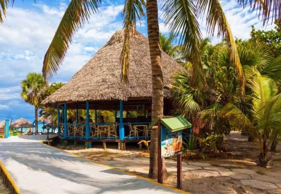 Кубинские пейзажи можно назвать классическими тропическими