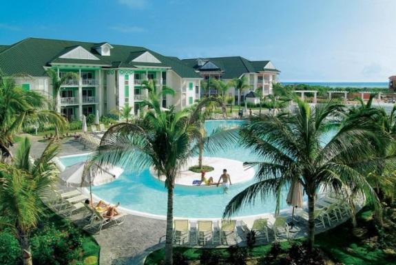 Типичный кубинский отель