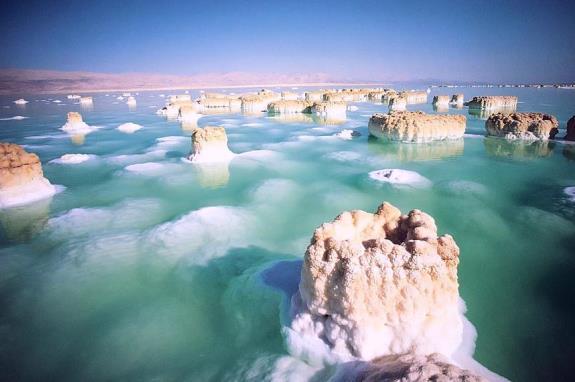 Самое соленое море на планете