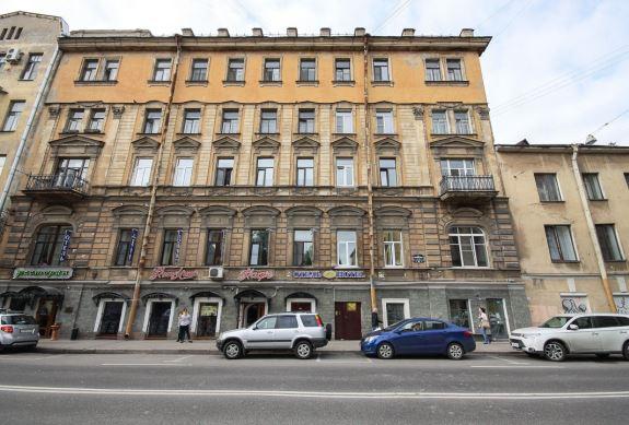 Гостиница на Некрасова