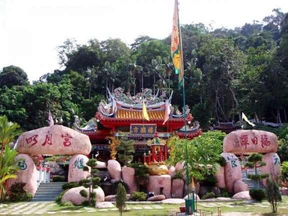 Храм Фу Лин Конг