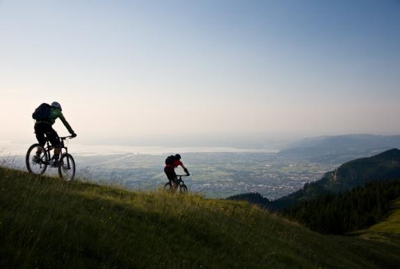 Горный велотуризм