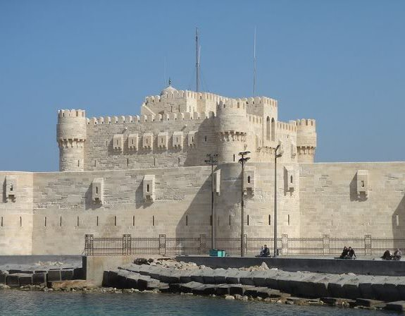 Эль Кусейр, крепость султана