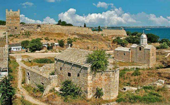 Феодосия: один из старейших городов Европы
