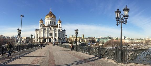 Москва - город храмов