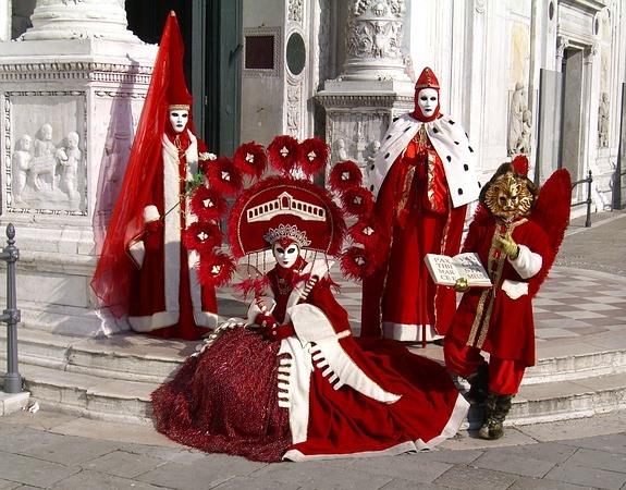 Сердцем Венеции называют площадь Сан Марко