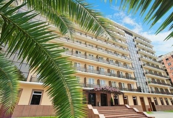 «Сан-Марина» - пансионат в Гагре