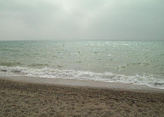 Море в Саках