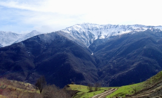Ведучи - горнолыжный курорт в Чечне