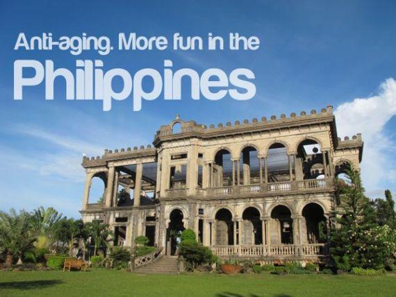 Будь счастливей с Филиппинами