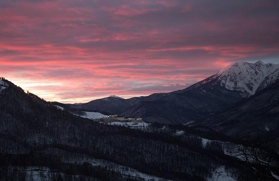 Покорение крутых вершин в горном Сочи