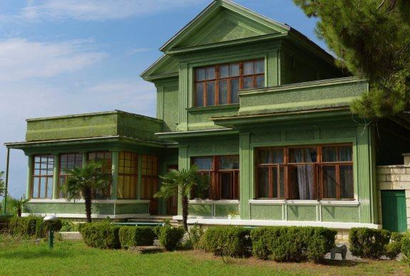 Летняя резиденция Сталина в Сочи