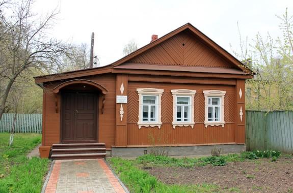 Дом-музей Аркадия Гайдара в Арзамасе