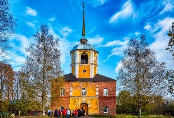 Антониево-Дымский Свято-Троицкий монастырь