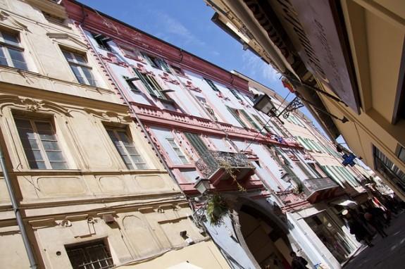 Улочки Сан-Ремо