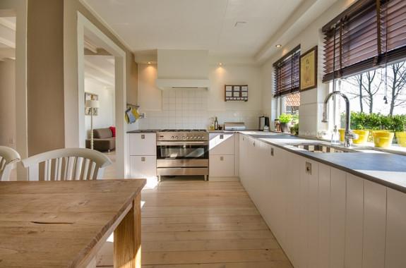 Из чего производят кухонную мебель