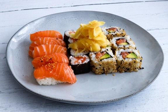 Любовь к суши — глобальная тенденция