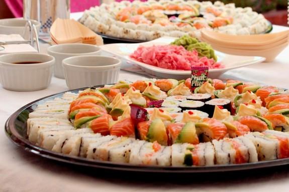 Триумф суши: японская кухня покорила Европу