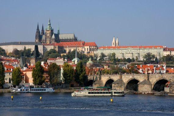 Прага - удивительный город