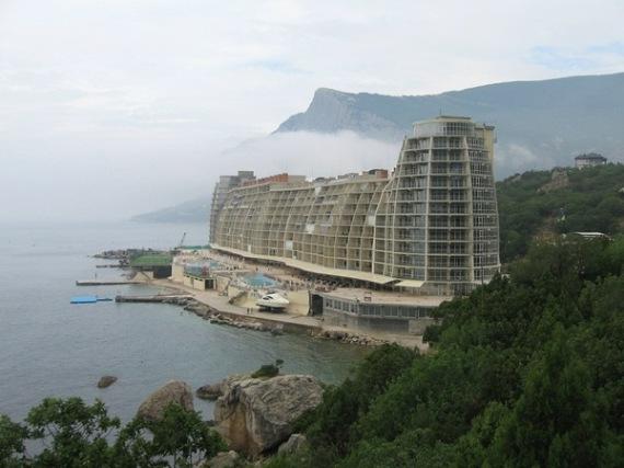 Отдых в Крыму: Бухта Ласпи
