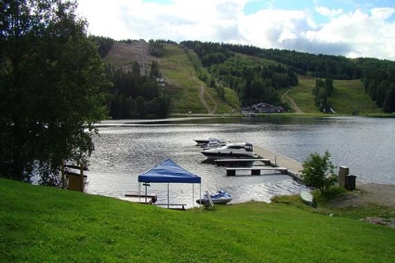 Финская Карелия - национальный парк Коли