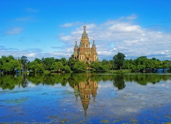 Святые островки – действующие монастыри под Питером