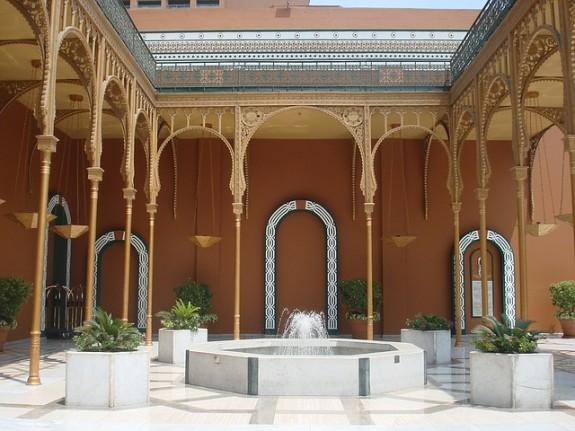 Отели Каира похожи на дворцы