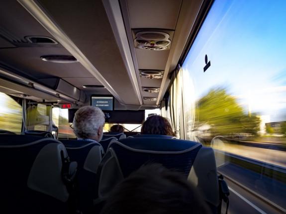 Что взять в дорогу на автобусе
