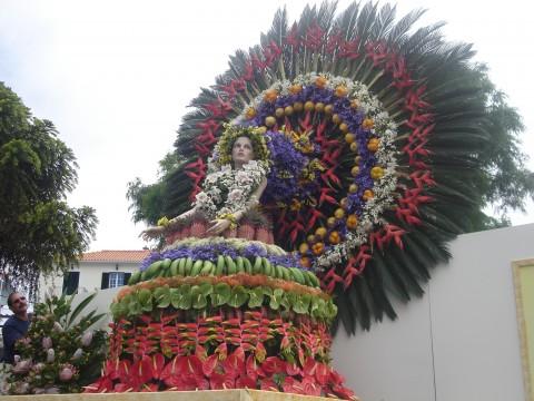 Фестиваль вина на Мадейре