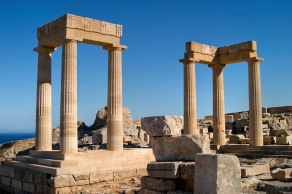 Храм Афродиты в Пафосе