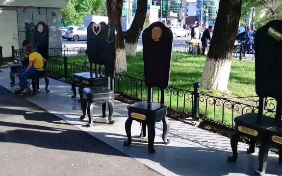 12 стульев желаний