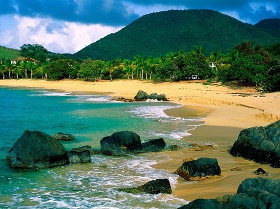 Канары - рай у побережья Африки