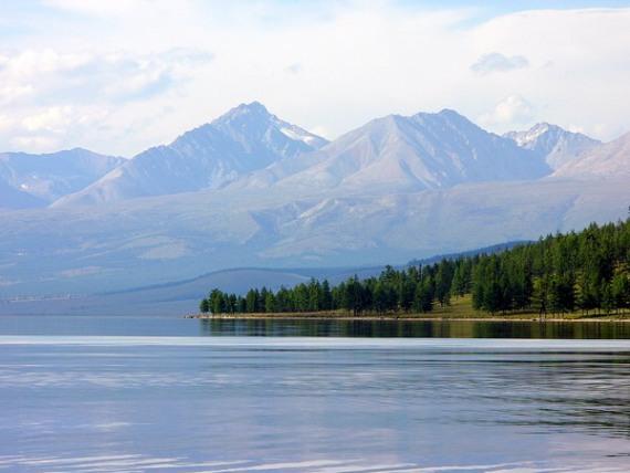 Монголия, озеро Хубсгул