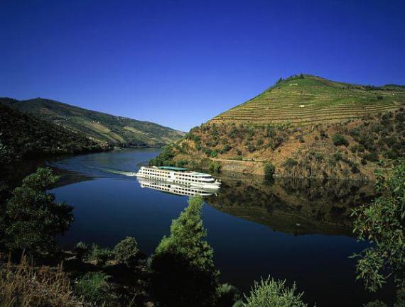 Португалия, долина реки Дору