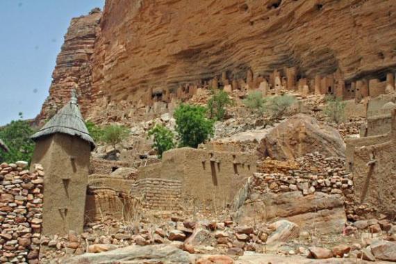 Мали, Бандиагара