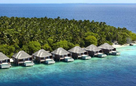 Dusit Thani Maldives - лучший отель на Мальдивах и во всем регионе
