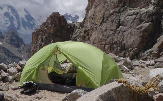 Критерии выбора туристической палатки