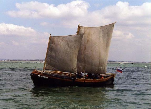 Парус на лодкеЧто нужно знать о парусе