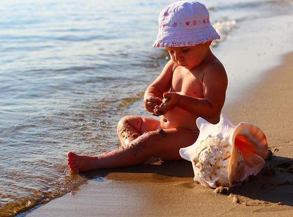 Как избавить ребенка от боязни воды
