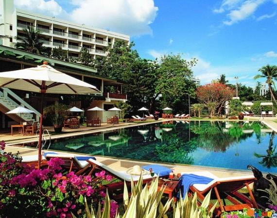 Отель Amari Rincome на курорте Чианг Май