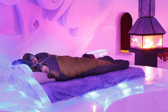 Тепло ли туристу в отеле зимой - отопление в гостиницах